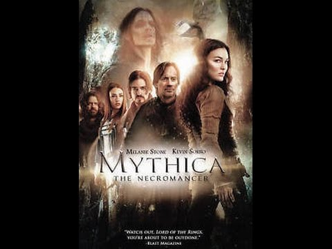 Ps From Mythica:The Necromancer 2016 DVD