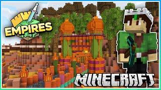 The Mines of Mezalea! | Empires SMP | Ep.2 (1.17 Survival)