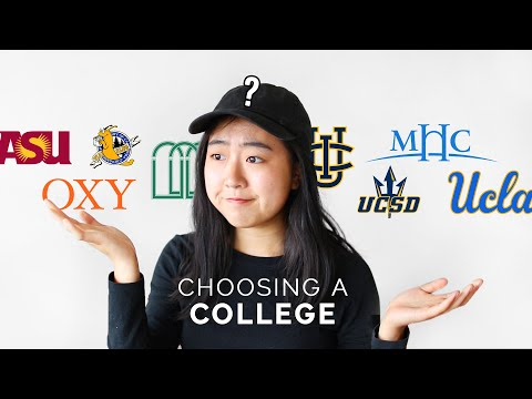 Which College Will I Attend?