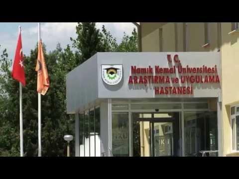 Namık Kemal Üniversitesi Araştırma ve Uygulama Hastanesi Tanıtım Filmi