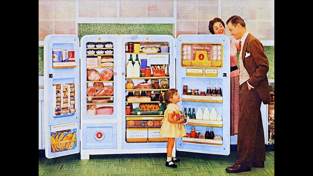The Internet Of Things And Myth Smart Fridge