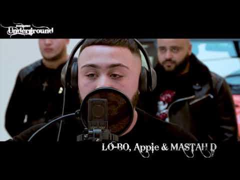 Lo-Bo, Appie & Mastah D Spitsessie CDLXVIII Zonamo Underground