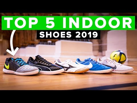 TOP 5 INDOOR FOOTBALL SHOES 2019