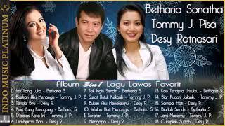 Download Video [Album 3in1] Betharia Sonata, Tommy J Pisa & Desy Ratnasari - Lagu Lawas Terfavorit MP3 3GP MP4