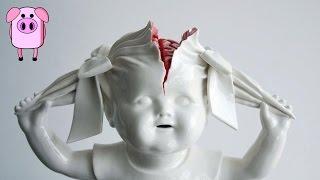 10 Most Disturbing Pieces Of Art Ever Made - SlappedHamTV