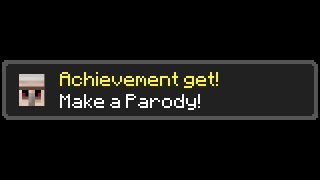 Achievements | A Minecraft Parody | Slick Craftians