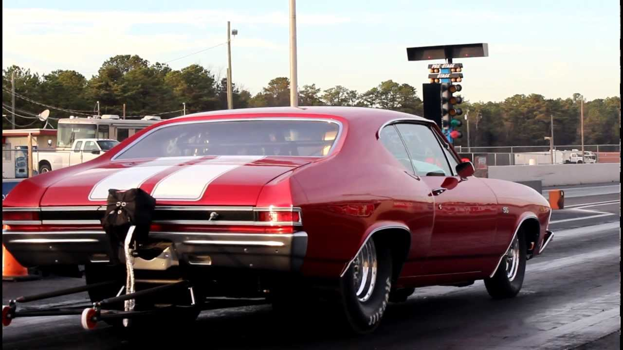 68 Chevelle F3 Procharger