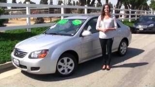 Used 2009 Kia Spectra Review Cerritos Buick GMC