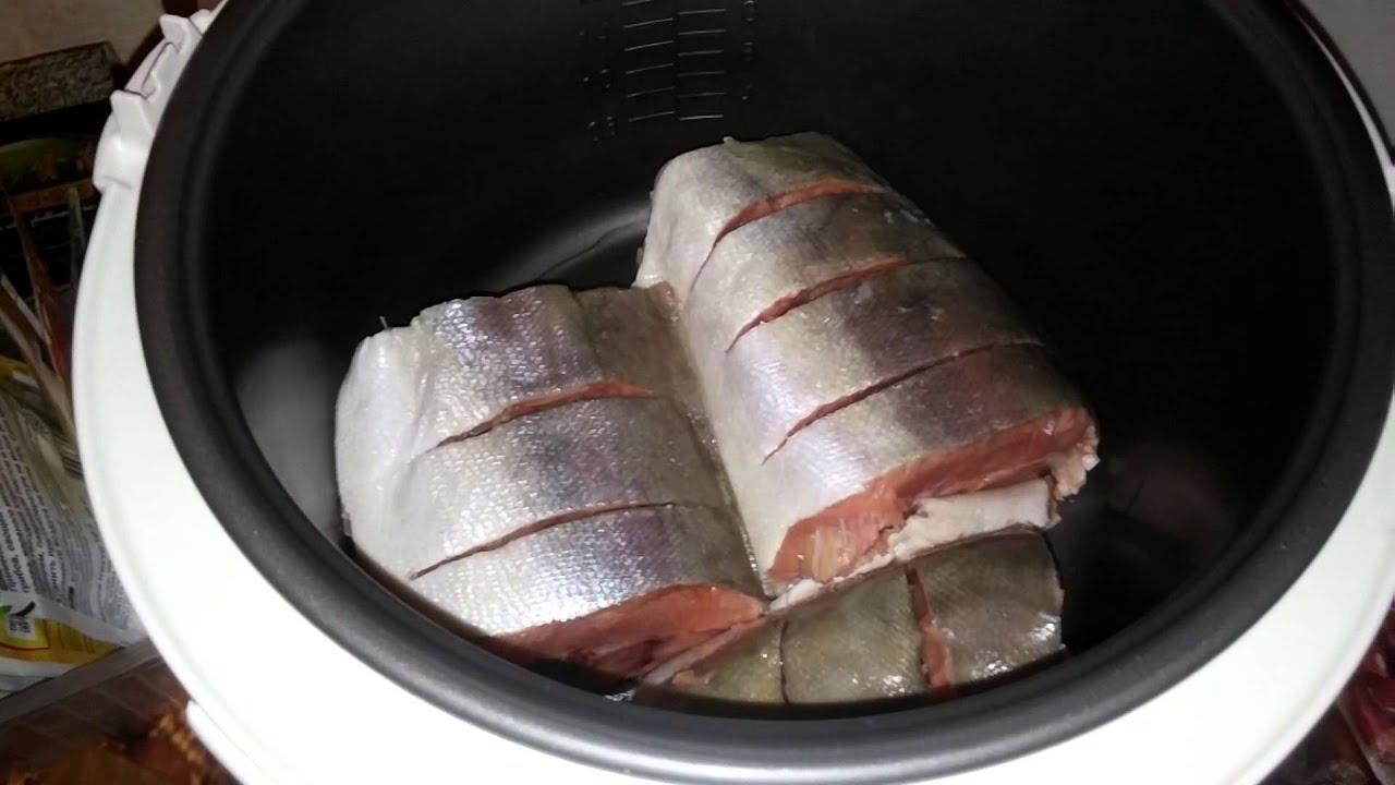 Как вкусно приготовить рыбу в мультиварке