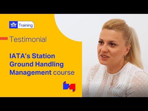 IATA Training | Station/Ground Handling Management course