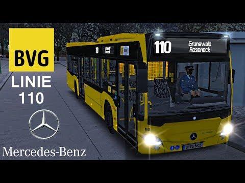 OMSI 2 [60 FPS] - BVG-BUSLINIE 110 Im Berliner C2 - Let's Play Omsi 2 [#588]