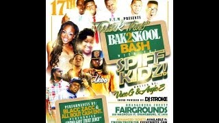 Twerk That Bak2Skool Bash ft. The Spiff Kidz | Hosted by Vaee G & Angie E