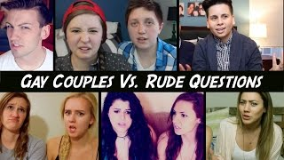 One of Ash Hardell's most viewed videos: Gay Couples React to Rude, Invasive Questions (Part 2)
