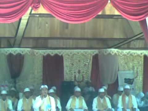Festival Maulid Al-habsyi Di SMPN 1 Banjarbaru (Al-mubarokah Banjarbaru)