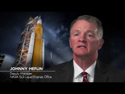 Johnny Heflin: SLS Program Office