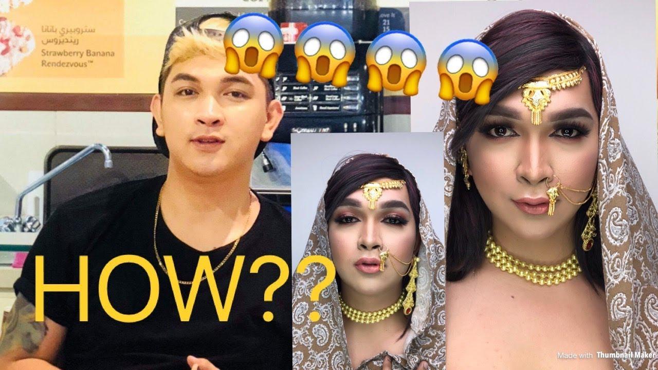 Girl Makeup Transformation