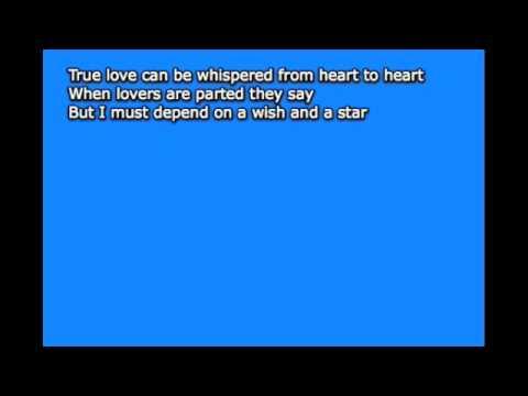 Goodnight, My Someone - The Music Man - Karaoke/Instrumental [w/ lyrics]
