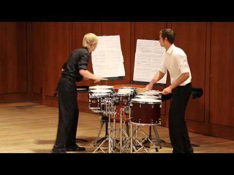 8 on Three and 9 on Two - Longhorn Band Percussion Ensemble 2016
