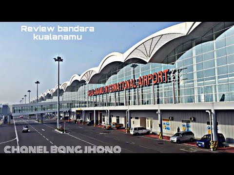 #Kualanamu Bandara International Kuala Namu (medan)