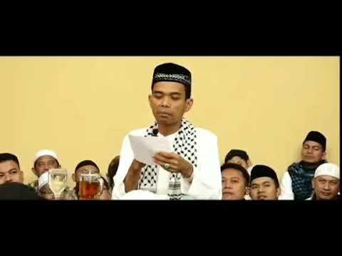 UAS Menikah Dengan Mahar Ar-Rahman