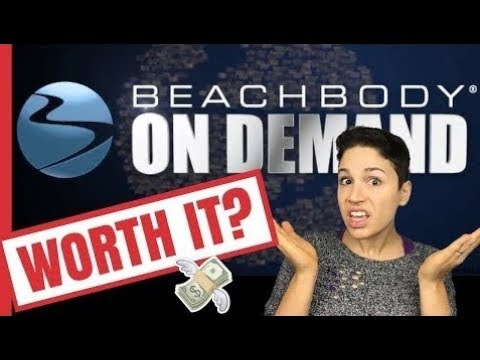 Is Beachbody On Demand App Worth It? DEEP DIVE REVIEW