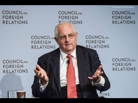 Martin Wolf on Radical Reform for the Global Financial Syste