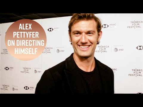 Alex Pettyfer on his directorial debut 'Back Roads'