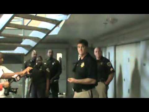 Tour of Hinds County jail