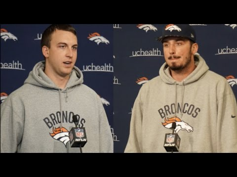 RECAP: Paxton Lynch & Trevor Siemian Press Conference