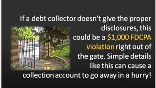 Collection Agency Laws and Violations