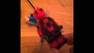 How to make lego Horrid Henry