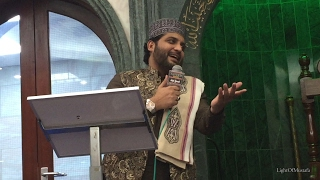 Hafiz Noor Sultan Siddiqui - 1st January 2017 - Birmingham - UK