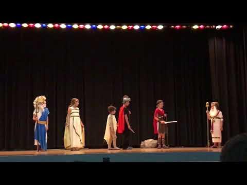 Hercules the Play II - Cory Elementary School