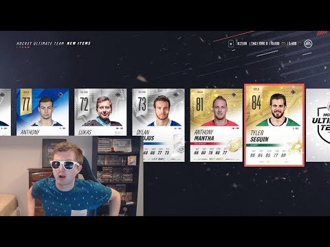 NHL 19 HUT - HUGE FIRST PACK OPENING & INSANE PULL!