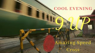Allama Iqbal Express Train & Pakistan Express Train || Train Videos Of Pakistan Trains || Live Train