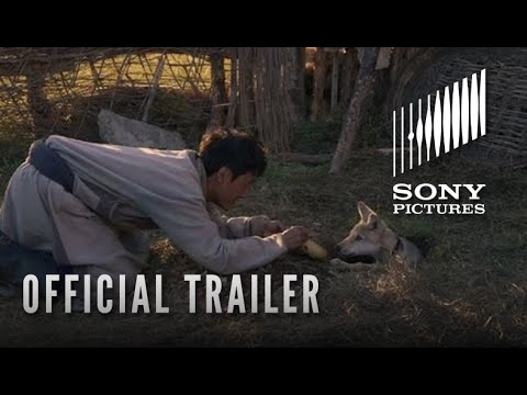 画像: Wolf Totem - Official Trailer - In Theaters September youtu.be