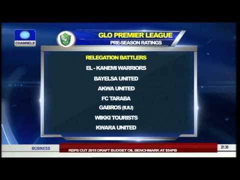 Sports Tonight: Analysts Discuss Glo Premier League Pre-Season Ratings