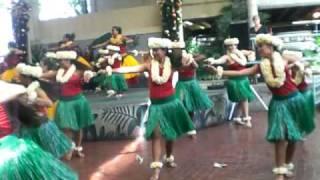 Hawaiian Roller Coaster Ride performed at Ward Center