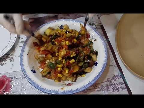 poêlée-de-légumes/خضر-مقلية