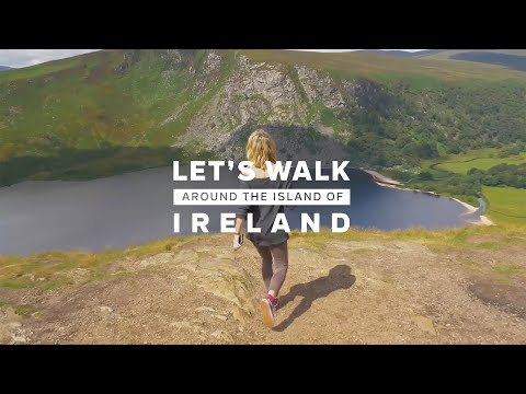 Tourism Ireland unveils new walking-focused film