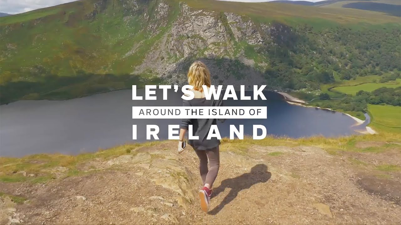 Barrow Way Nature Walk, Carlow Ireland - C00184501 - YouTube