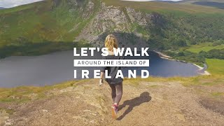 Walking Around Ireland