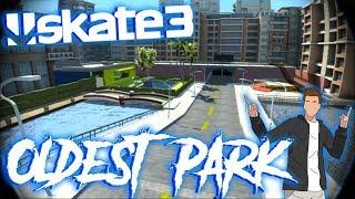 "Skate 3 - My Oldest Skatepark! ""New San Van"" (Park Showcase)"