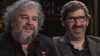 Peter Jackson and Christian Rivers talk MORTAL ENGINES
