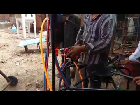 Metalizing Gun, Flame Spray Gun, Thermal Spray Gun