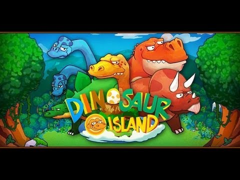 Android Dino Island - YouTube