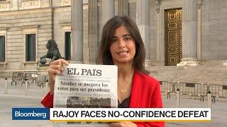 Rajoy Set to Fall, Paying Price for Years of Corruption in Spain