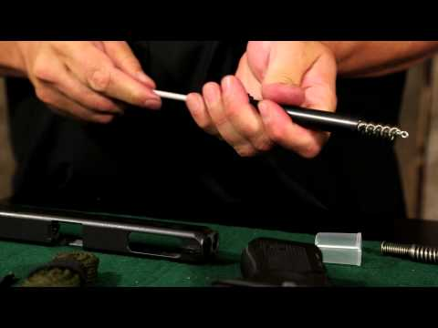How to Clean a Pistol with a Cleaning Rod