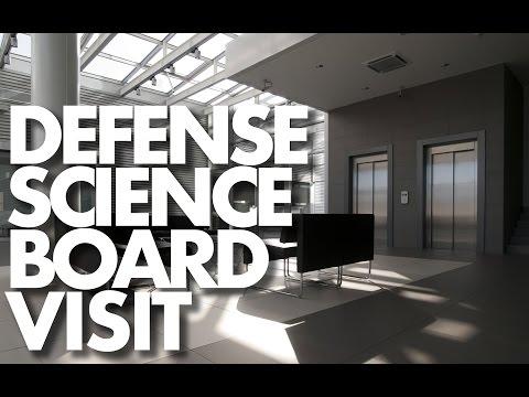 Defense Science Board Visit