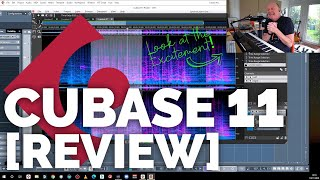 Cubase 11 - Major New Update [REVIEW]